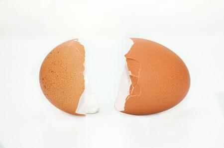 eggshell: eggshell 2 Stock Photo