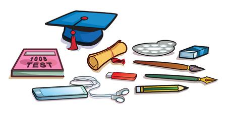 education tools illustration