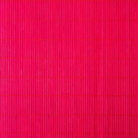 red tablecloth: Texture of bamboo red tablecloth close up.