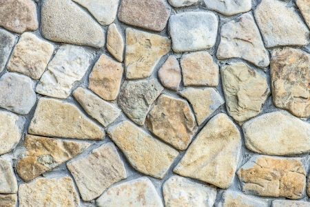 cobble: Old stone blocks in historic part of city.