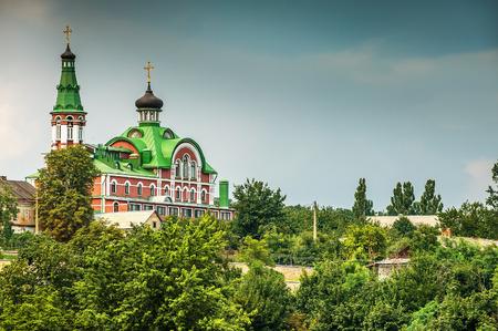 panteleimon: St. Panteleimon Cathedral in Feofaniya, Kiev