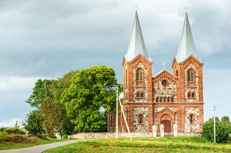 tosses: Ikazn, Belarus, Corpus Christi Church (1901-05)