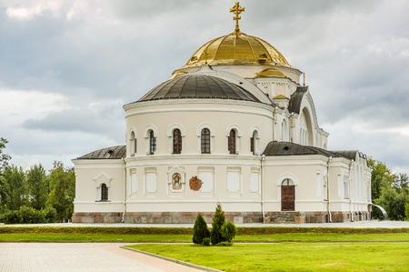 garrison: Brest garrison cathedral of St Nicholas, Belarus