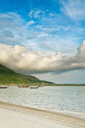 phangan: Gulf of Thailand near island of Koh Phangan in South-East Asia. Stock Photo