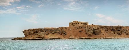 sharm el sheik: Rock Red Sea in Sharm El Sheikh, Sinai Peninsula, Egypt.