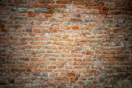 paredes de ladrillos: Textura del ladrillo amarillo.