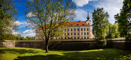 prosecutor: Rzeszow Castle - one of the main landmarks of Rzeszow rebuilt between 1902-1906, located on the former grounds of the castle of the House of Lubomirski. Editorial