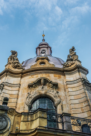 olomouc: Chapel of St. John Sarkander, Olomouc, Czech Republic Stock Photo