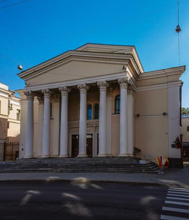 gorky: National Academic Drama Theater named after Maxim Gorky, Minsk, Belarus. Editorial