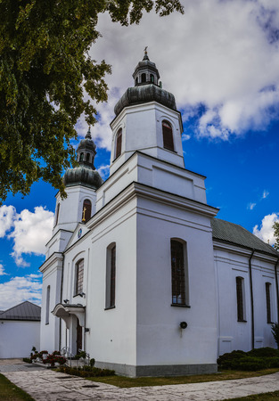 northeastern: The Church of the St. Mary the Virgin in Bielsk Podlaski is an Urban Gmina in Bielsk County, Podlaskie Voivodeship. It is located north-eastern Poland.