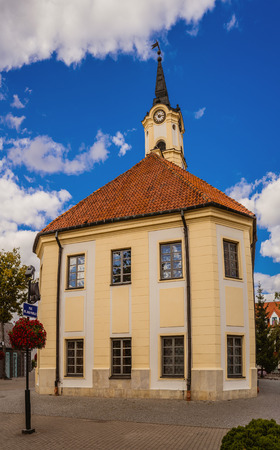 located: hall town in Bielsk Podlaski is an Urban Gmina in Bielsk County, Podlaskie Voivodeship. It is located north-eastern Poland.