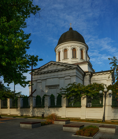 northeastern: Eastern St Nicholas Greek Orthodox Church in Bialystok is the largest city in northeastern Poland and the capital of the Podlaskie Voivodeship.