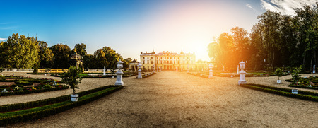 edifice: Branicki Palace is a historical edifice in Bialystok, Poland. It was developed on the site of an earlier building in the first half of the 18th century by Jan Klemens Branicki.