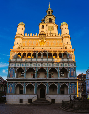 stary: Poznan Town Hall or Ratusz is a historic building in the city of Poznan in western Poland, located at the Poznan Old Town in the centre of Old Market Square (Stary Rynek).