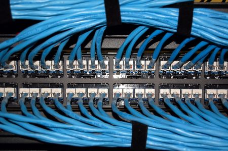 hub: data patch panel