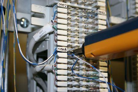 cabling: 66 block 1