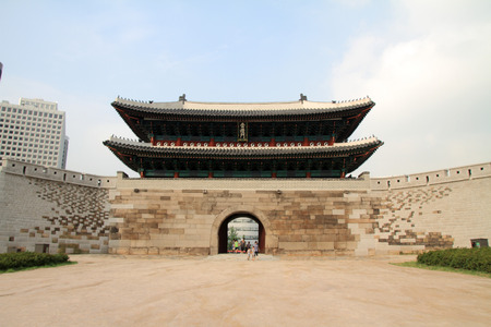 韓国・ ソウルの南大門