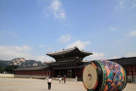韓国、ソウル景福宮