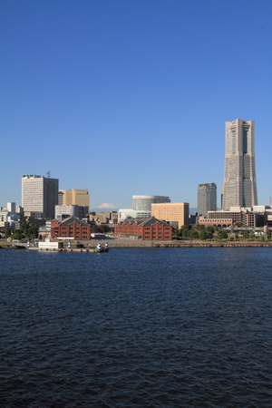 21: Yokohama minatomirai 21