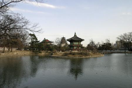 gyeongbokgung: Gyeongbokgung in Seoul, Korea