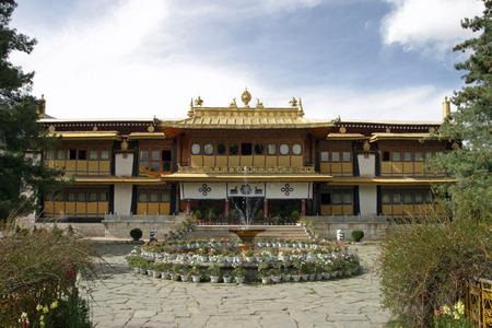 people's cultural palace: Norbulingka