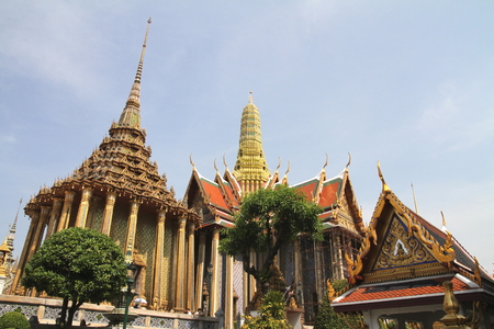 kaew: Wat Phra Kaew in Bangkok