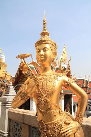 Wat Phra Kaew in Bangkok photo