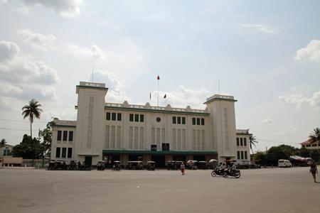 phnom penh: Phnom Penh central station