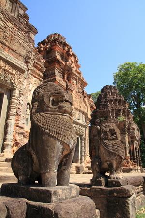 koś: Preah Ko in Angkor