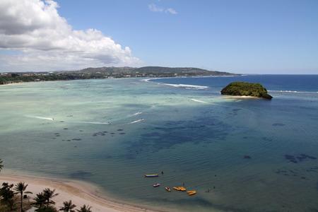 グアムの Alpat 島