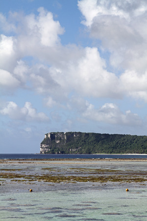 guam: Two lovers point in Guam