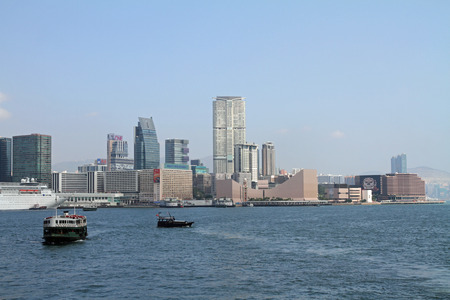 Kowloon peninsula 報道画像