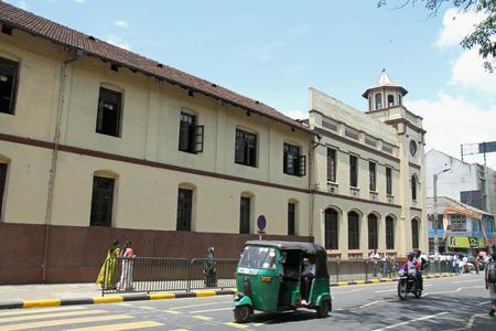 kandy: Landscape of Kandy, Sri Lanka Editorial