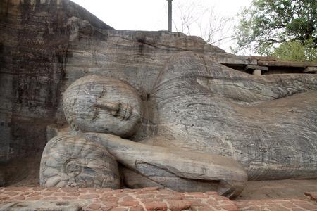 vihara: Gal Vihara (Buddha statue) in Polonnaruwa, Sri Lanka