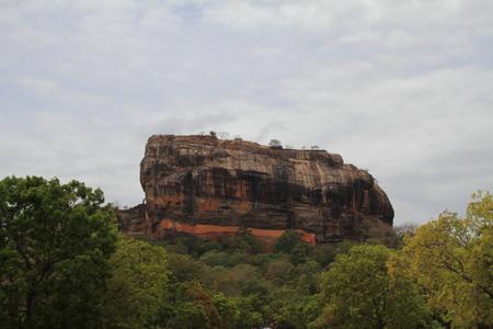 sigiriya: Ancient City of Sigiriya in Sri Lanka