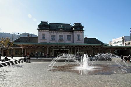 retro: Mojiko Station