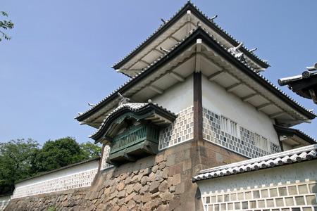ishikawa: Ishikawa gate of Kanazawa Castle