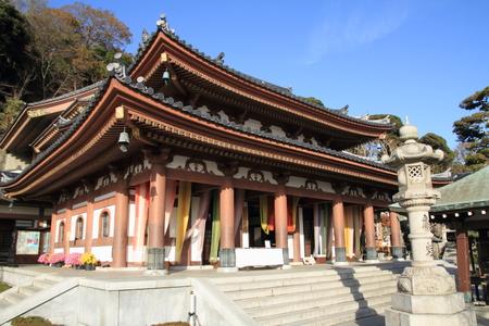dera: Temple of Hasedera, Kannondo in Kamakura