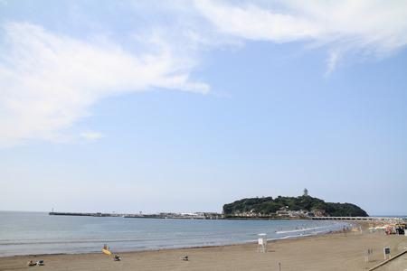 enoshima: Enoshima Island in Shonan, Japan