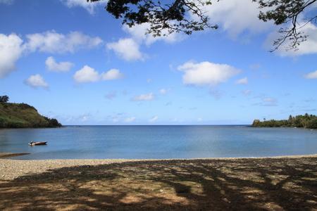 guam: Umatac bay in Guam