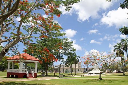 de': Plaza de Espana in Guam