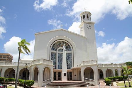 Dulce Nombre de Maria Cathedral Basilica in Guam