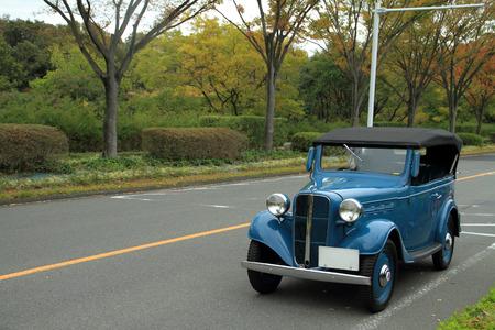 클래식 자동차 에디토리얼