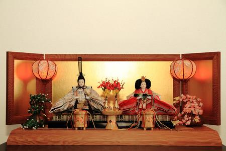 Hina Ningyou (dolls) photo