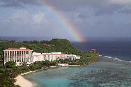 micronesia: Tumon beach in Guam, Micronesia