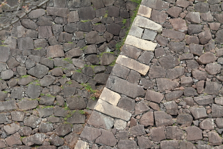 moat wall: Castle wall of Edo castle