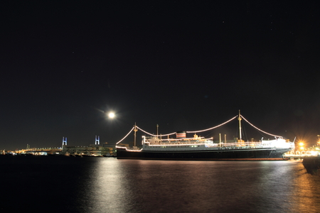 Hikawamaru (night scene)