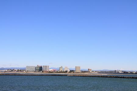 静岡県浜松市の浜名湖