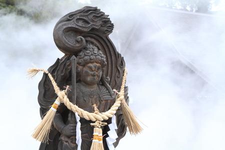 Oniyama jigoku (hell) in Beppu, Oita, Japan