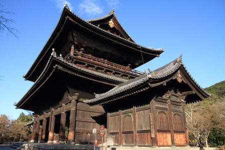 Hodo of Nanzen ji in Kyoto, Japan